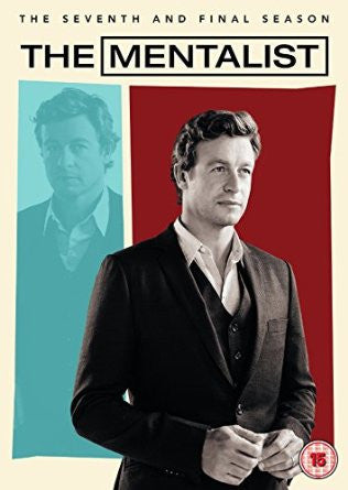 The Mentalist - Season 7 [DVD] [2015]