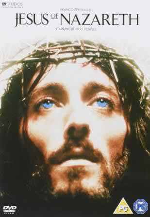 Jesus of Nazareth [DVD] [1977]