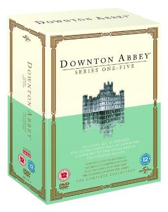 Downton Abbey - Series 1-5 [DVD]
