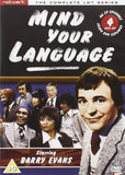 Mind Your Language - Complete LWT Series [DVD]