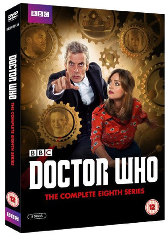 Doctor Who - The Complete Series 8 [DVD] [2014]