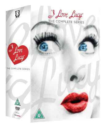 I Love Lucy - The Complete Series [DVD]