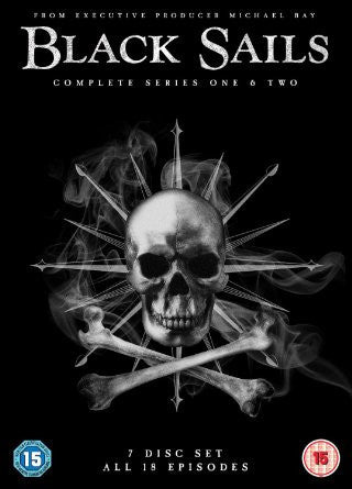 Black Sails Seasons 1 and 2 [DVD]