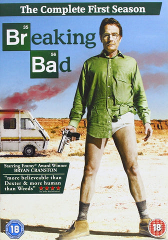 Breaking Bad - Season 1-4 [DVD]