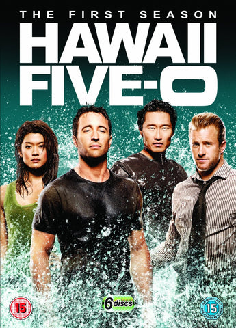 Hawaii Five-O - Season 1 [DVD]