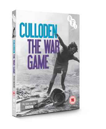 Culloden + The War Game (Dual Format Edition) [DVD]