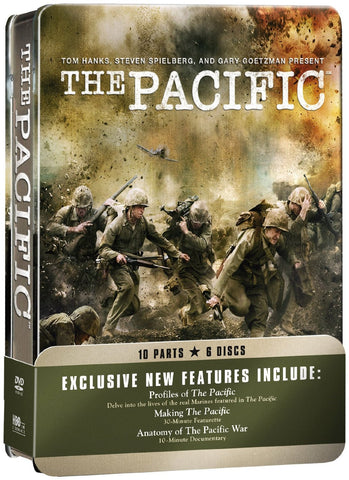The Pacific - The Complete Series (Tin Box Edition) [DVD] [2010]