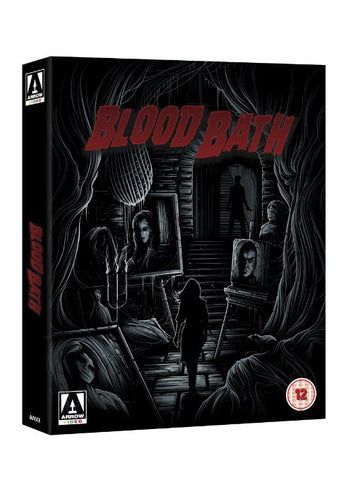 Blood Bath Blu-Ray [Region A & B]