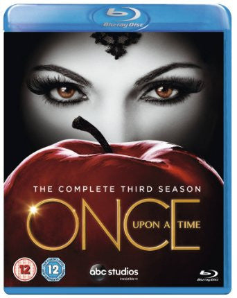 Once Upon A Time Season 3 [Blu-ray] [Region Free]