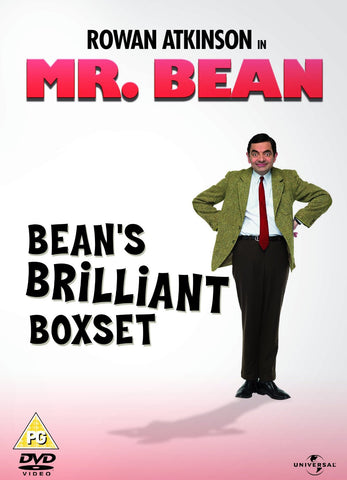 Mr Bean: Series 1, Volumes 1-4 (Digitally Remastered 20th Anniversary Edition) [DVD]