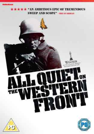 All Quiet on the Western Front [DVD]