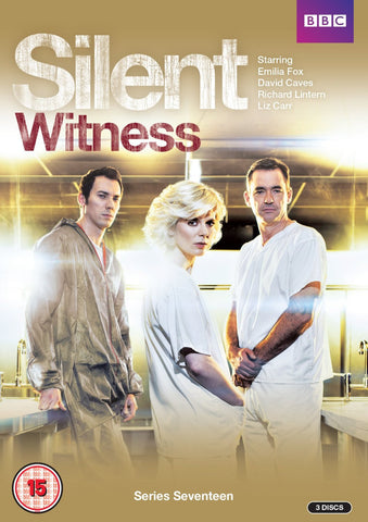 Silent Witness - Series 17 [DVD]