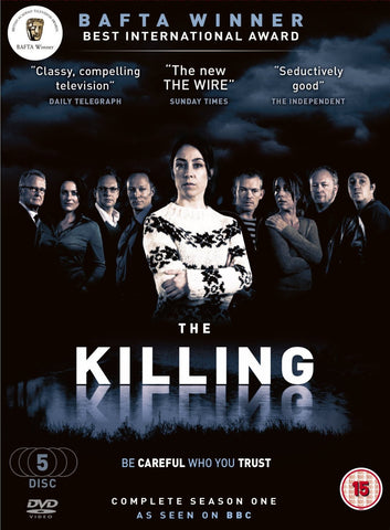 The Killing - Series 1 [DVD] [2010]