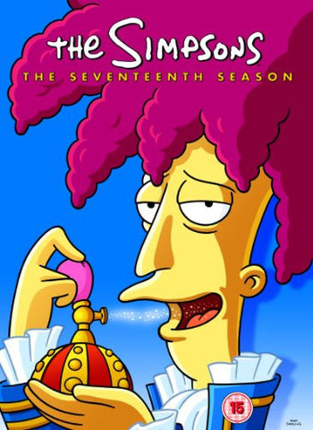 The Simpsons: Complete Season 17 [DVD]