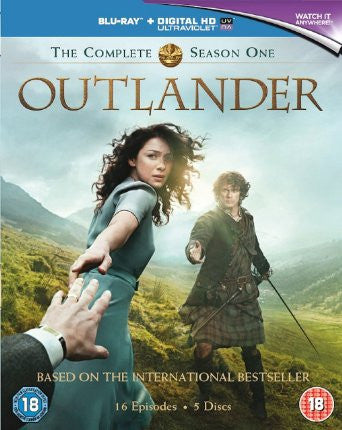 Outlander - Complete Season 1 [Blu-ray] [Region Free]