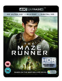 The Maze Runner [4K Ultra HD Blu-ray + Digital Copy + UV Copy] [2014]