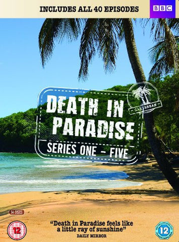 Death In Paradise - Series 1-5 [DVD] [2016]