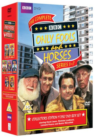 Only Fools and Horses - Complete Series 1 - 7 [DVD] [1981]