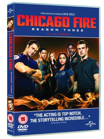 Chicago Fire - Season 3 [DVD] [2014]