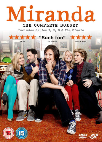 Miranda Complete Collection [DVD]