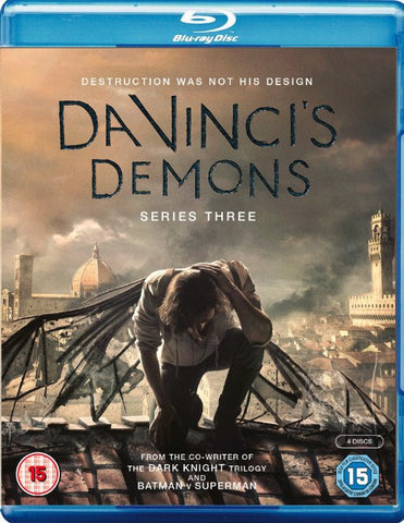 Da Vinci's Demons - Series 3 [Blu-ray] [2016]