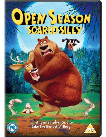 Open Season: Scared Silly [DVD] [2016]