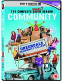 Community - Season 6 [DVD]