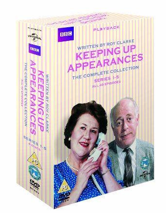 Keeping Up Appearances - The Complete Collection [DVD]