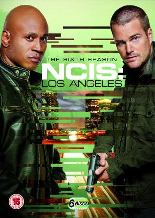 NCIS: Los Angeles - Season 6 [DVD] [2015]