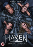 Haven - Season 5 Volume 2: The Final Episodes [DVD]