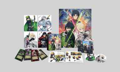 Seraph Of The End [Blu-ray] [2015]