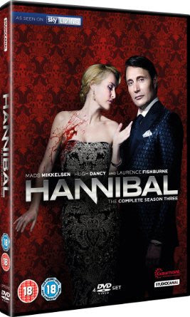 Hannibal - Season 3 [DVD]