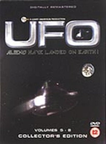 UFO - Volumes 5-8 Collector's Edition [DVD] [1970]