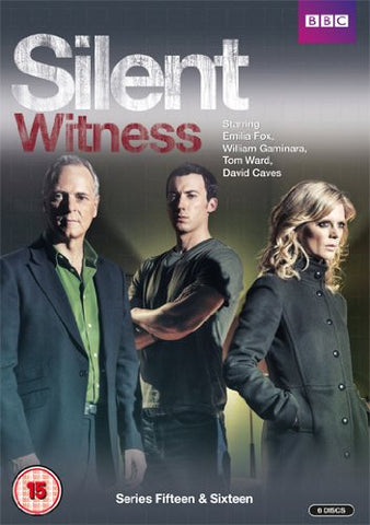 Silent Witness - Series 15-16 [DVD]