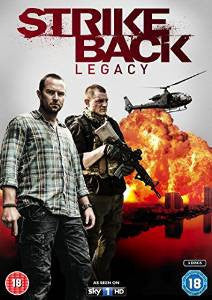 Strike Back - Legacy (Series 5) [DVD]