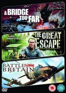A Bridge Too Far / The Great Escape/Battle Of Britain [DVD]