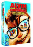 Alvin and the Chipmunks Collection [DVD] [2007]