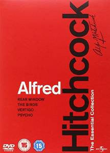 Alfred Hitchcock: The Essential Collection [DVD]