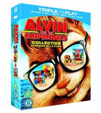 Alvin and the Chipmunks Triple Pack (Blu-ray + Digital Copy) [2007]