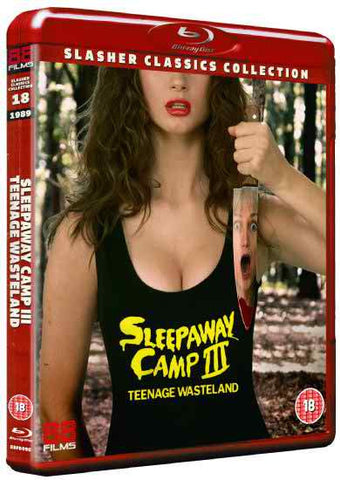 Sleepaway Camp 3 - Teenage Wasteland [Blu-ray]