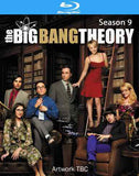 The Big Bang Theory - Season 9 [Blu-ray]