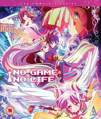 No Game No Life [Blu-ray]