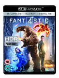 Fantastic Four [4K Ultra HD Blu-ray + Digital Copy + UV Copy] [2015]