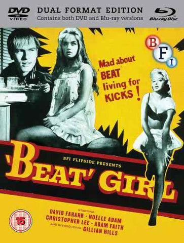 Beat Girl (Flipside 030) (DVD + Blu-ray)