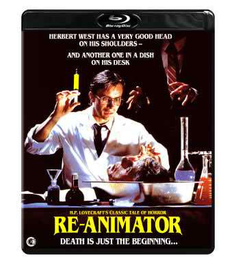 Re-Animator (2 Disc) [Blu-ray]