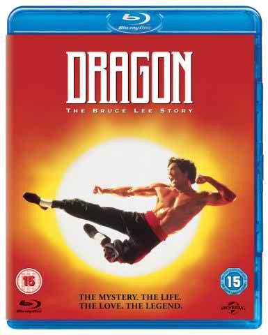 Dragon: Bruce Lee Story [Blu-ray] [1993]