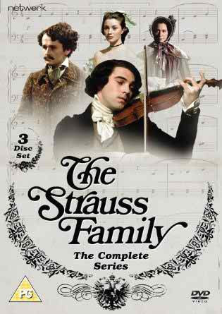 The Strauss Family [DVD]