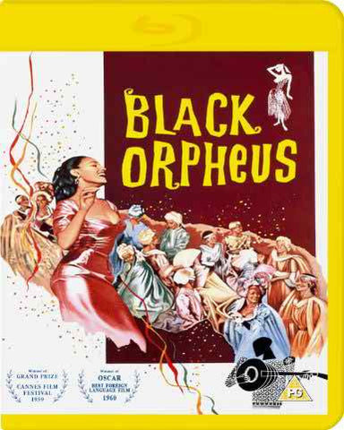 Black Orpheus [DVD] [Blu-ray]