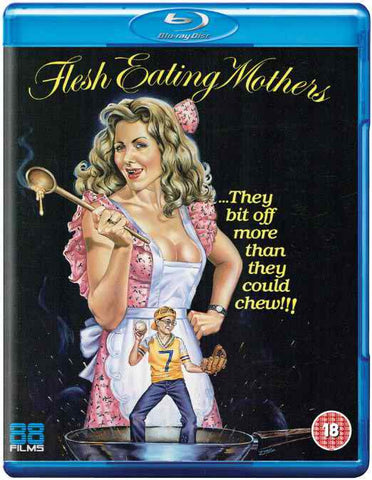 Flesh Eating Mothers [Blu-ray]