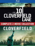 Cloverfield / 10 Cloverfield Lane (Double Pack) [Blu-ray] [2016]